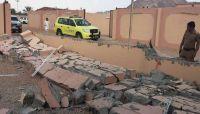 مسؤول سعودي: تضرر منازل وسيارات بنجران بقذائف حوثية