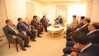 الحكومة تشدد على تعزيز وضع الجيش الوطني لحسم معركته ضد المليشيا الانقلابية