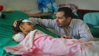 صحفي يمني: مقتل 32 طفلاً على أيدي الحوثيين عن طريق القنص بتعز