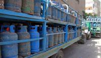 شركة الغاز بمأرب تتهم الانقلابيين برفع أسعار الغاز المنزلي