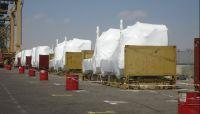 كبار التجار في ميناء عدن يناشدون التحالف السماح بمرور حاوياتهم المحتجزة في جدة ودبي