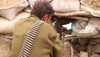 """تعز: القوات الحكومية تستعيد مواقع في جبهة """"مقبنة"""" غربي المحافظة"""