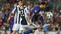 برشلونة يتعادل مع يوفنتوس ويضمن تأهله لثمن النهائي