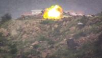 تعز: قتلى وجرحى حوثيين بينهم قيادي ميداني بمواجهات مع الجيش