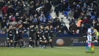 ريال مدريد يفوز على ليغانيس بهدف نظيف في كأس ملك إسبانيا