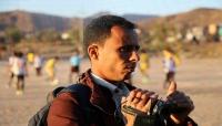 """مقتل مصور قناة """"بلقيس"""" واصابة أخر في قصف حوثي لإحدى الاحتفالات الحكومية بـ""""تعز"""""""