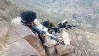 لحج: الجيش يسيطر على خطوط امداد مليشيات الحوثي في منطقة كهبوب