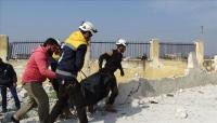 مسؤول أممي: مقتل 134 مدنيًا في إدلب وحماة وحلب