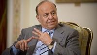 الرئيس هادي: العمليات العسكرية مستمرة حتى تحرير البلاد من الميلشيات