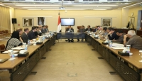 نائب الرئيس: بناء المؤسسة العسكرية هدف رئيسي لحماية الأمن في اليمن والإقليم