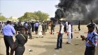 """14 قتيلا جراء مفخخة فجّرتها حركة """"الشباب"""" بمقديشو"""