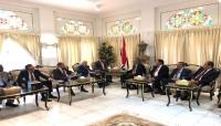 نائب رئيس البرلمان اليمني: لا سلام مع الحوثي حتى يسلم أسلحته وينسحب من المدن