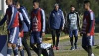 ميسي يلتحق بتدريبات المنتخب الارجنتيني استعداداً لمونديال 2018