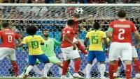 البرازيل تفشل في إنهاء عقدة سويسرية بالمونديال دامت 68 عامًا