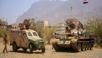 """مقتل وإصابة 40 حوثياً في معارك مع الجيش في """"جبهة البرح"""" غرب تعز"""
