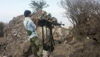قوات الجيش تحرر مناطق جديدة جنوبي تعز
