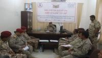 رئيس الأركان يطلع على سير العمل في عدد من الدوائر التابعة لوزارة الدفاع