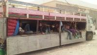 قوات الأمن في لحج تحبط محاولة تهريب 50 أفريقياً