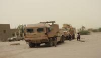 قوات الجيش تدفع بتعزيزات كبيرة الى الساحل الغربي