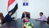 نائب الرئيس يطلع على جهود حل إشكالات المغتربين اليمنيين