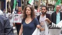 """رحيل الفنانة مي سكاف.. وآخر ما كتبته """"إنها سوريا العظيمة وليست سوريا الأسد"""""""