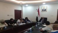 الحكومة تناقش مع المنظمات الدولية خطة الانتقال للمرحلة الثانية من العملية الإغاثية