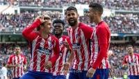 أتلتيكو يهزم ريال مدريد خارج الملعب للمرة الأولى