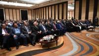 """العليمي: لقاء الرئيس بقيادة """"المؤتمر"""" طوى الماضي وفتح صفحة جديدة لمواجهة الإنقلاب"""