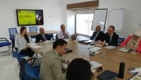 انعقاد الإجتماع الرابع للجنة تسيير برنامج تعزيز القدرة على الصمود في الريف اليمني