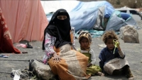 اليونسيف: توزيع مساعدات ومياه طارئة على 350 ألف نازح يمني
