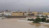 """ارتفاع ضحايا اعصار لبان في """"المهرة"""" إلى 12 قتيل و 126 مصاب"""