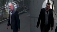 مشتبه به ارتدى ملابس خاشقجي بعد قتله ثم خرج من القنصلية وتجول في إسطنبول (فيديو)