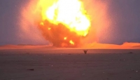 الجيش يتلف كمية من الألغام الأرضية التي زرعتها المليشيا في صعدة