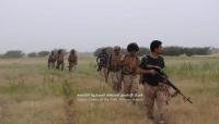 حجة: الجيش الوطني يعلن تحرير مناطق جديدة في مديرية مستبأ