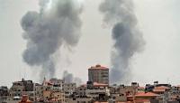 استشهاد ثلاثة فلسطينيين في سلسلة غارات إسرائيلية على غزة
