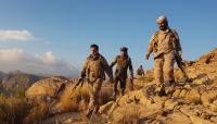 """صعدة: الجيش يقترب من إدارة أمن """"باقم"""" ومقتل سبعة حوثيين"""