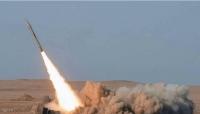 """ميلشيات الحوثي تطلق صاروخ باليستي إلى """"الحديدة"""" ودفاعات التحالف تسقطه في البحر"""