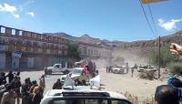 """الضالع: مقتل وجرح العشرات من الحوثيين والجيش يكسر هجوما جنوب """"دمت"""""""