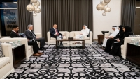 وزير الخارجية يبحث مع نظيره الإماراتي جهود استعادة الدولة وإنهاء الانقلاب