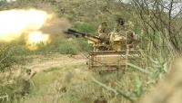 صعدة.. الجيش يحرر مواقع جديدة والتحالف يدمر مخازن أسلحة