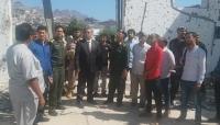 عدن: بدء إعادة تأهيل كلية الشرطة استعدادا لافتتاحها مطلع العام القادم