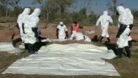 العثور على سبع مقابر جماعية تضم مئات الجثث في البوكمال شرق سوريا