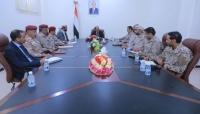 نائب الرئيس: استعادة الدولة وإنهاء معاناة اليمنيين أمر لا تراجع عنه