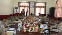 رئيس الأركان يوجه بتشكيل لجان لتوحيد العمل بين القوى البشرية المالية بوزارة الدفاع