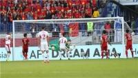 ركلات الترجيح تخذل منتخب الأردن وتقصيه من بطولة آسيا على يد فيتنام