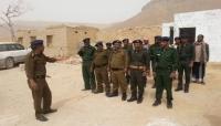 الداخلية تستأنف عمل إدارات الأمن في المديريات الشرقية بمحافظة شبوة