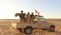 """الجيش الوطني يعلن تحرير سلسلة جبال ووادي """"الغول"""" بكتاف """"صعدة"""""""