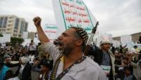 """الحوثيون يأخذون عدد من مشائخ العصيمات كرهائن لإخماد تحرك قبائل """"عمران"""""""