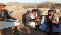 """""""قبائل حجور"""" تدعو لانتفاضة شامة ضد الحوثيين والجيش يتقدم  في""""مستبأ"""" لفك الحصار"""