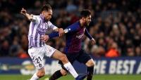 """برشلونة يحقق فوز صعب على """"بلد الوليد"""" في الدوري الاسباني"""